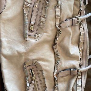 Gucci Ruffle Handbag